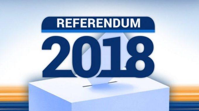 Referendum. Alegeri.