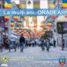 Oradea:  905 ani de atestare documentară, 100 ani de administrare românească.