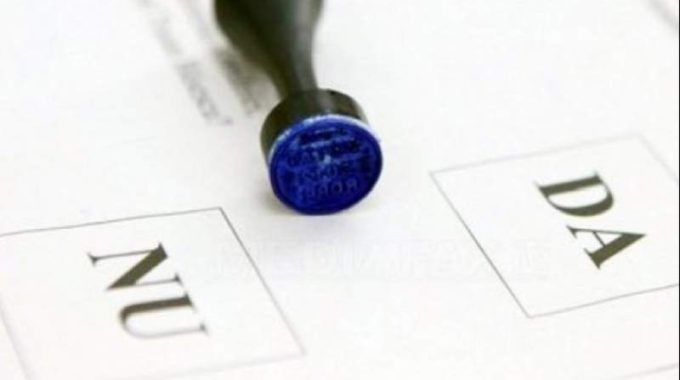 Referendum pentru exacta și corecta definire a căsătoriei. Alte probleme nesoluționate.
